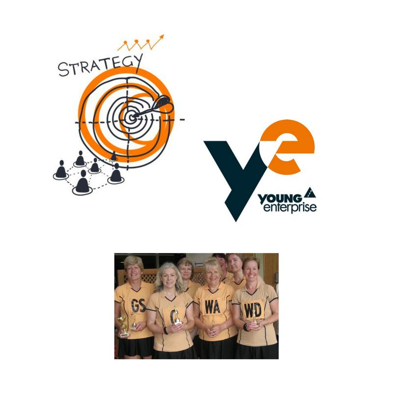 Big Idea Brand Marketing YE and netball