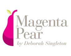 Magenta Pear