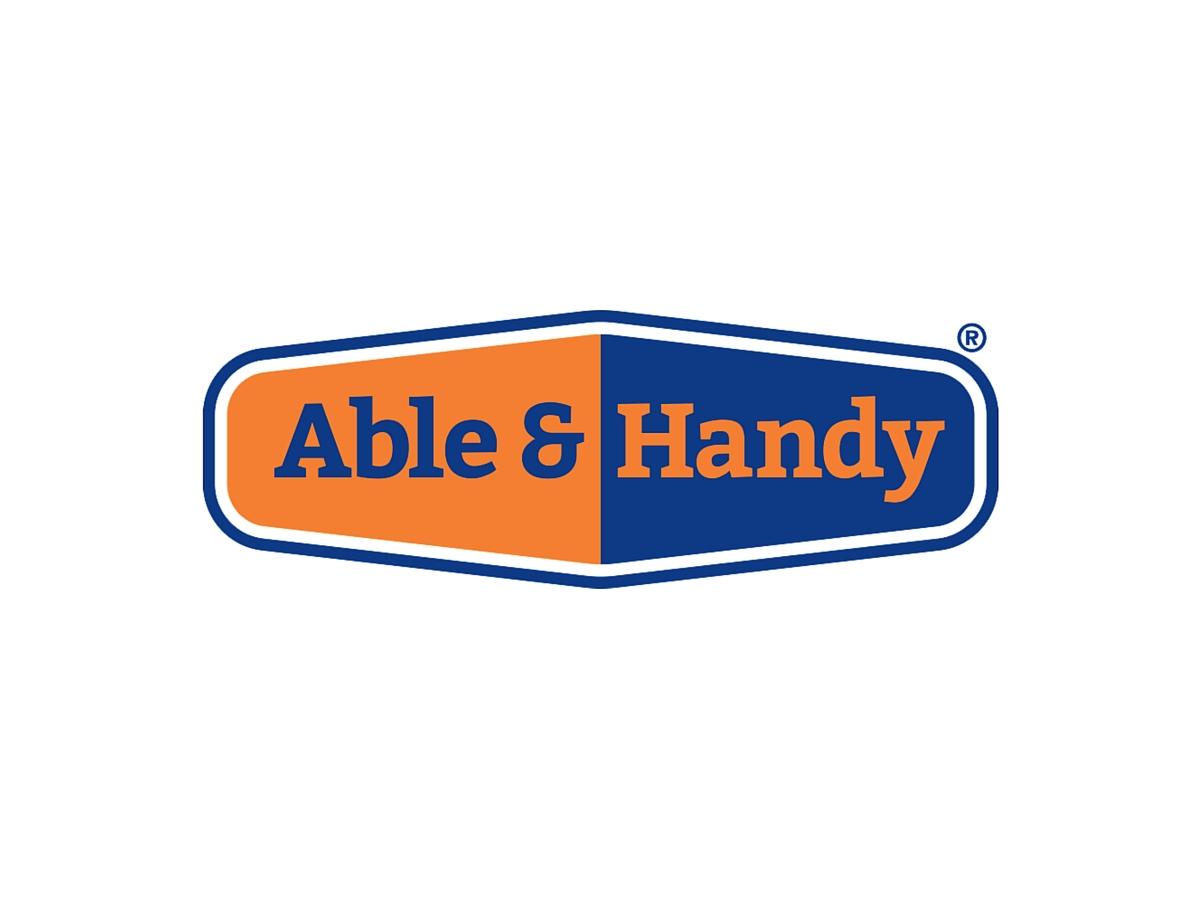Able & Handy branding logo