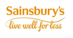 sainsburys brand colour orange