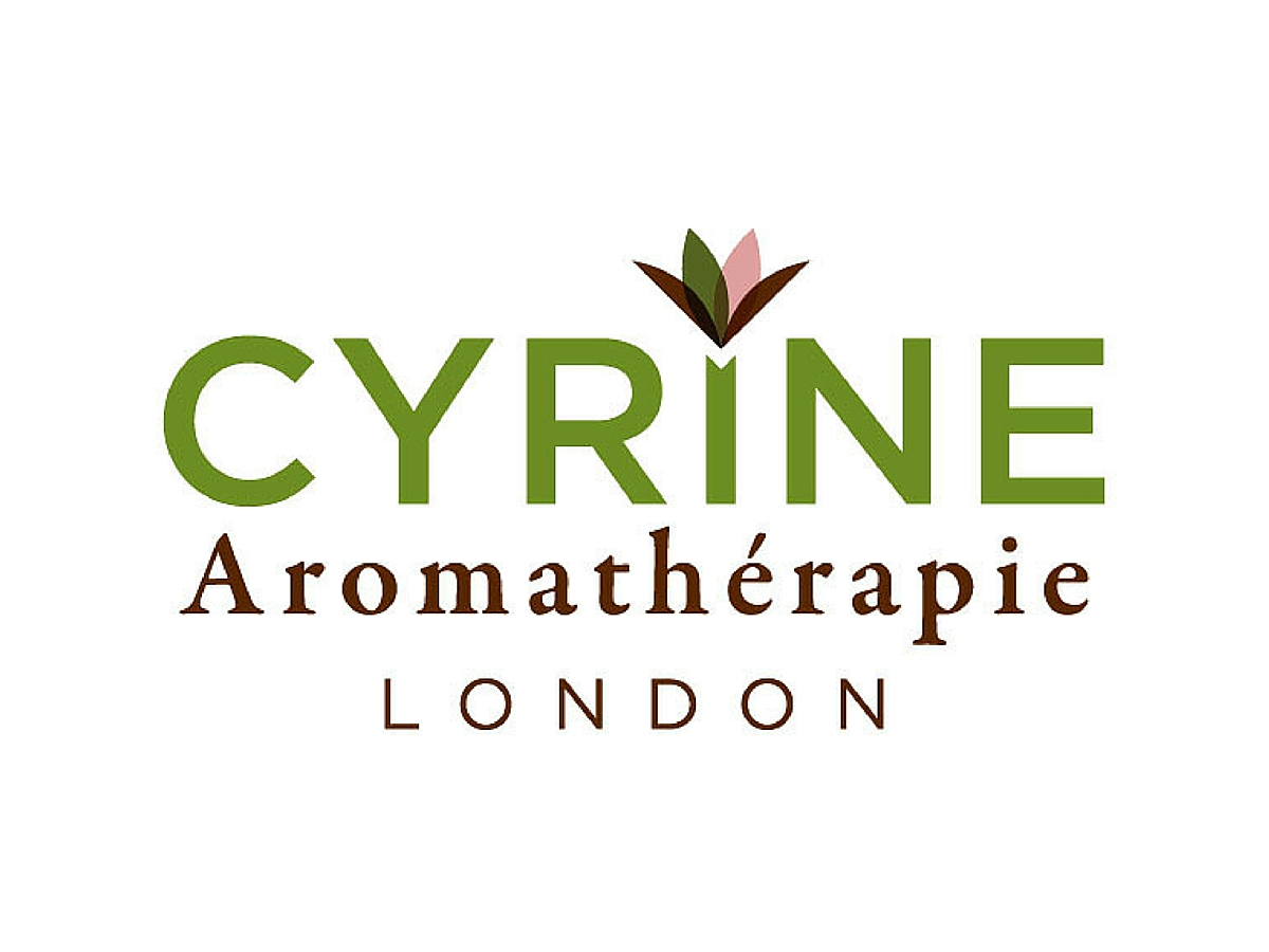 Cyrine Aromatherapie brand logo