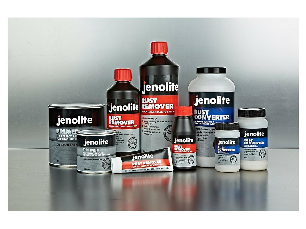 Jenolite product rebranding