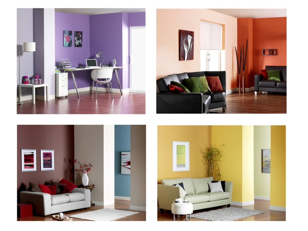 What Colour Paint For Big Rooms