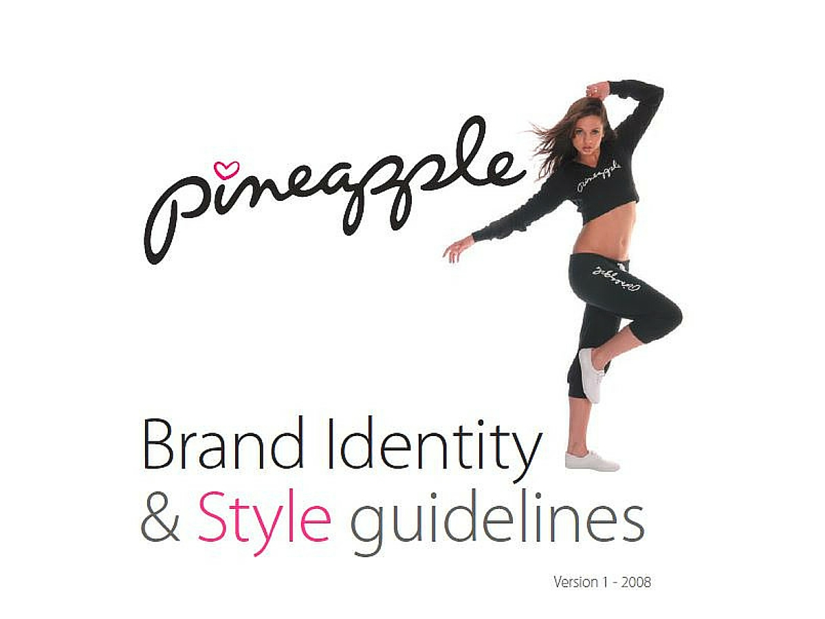 Pineapple brand guidelines