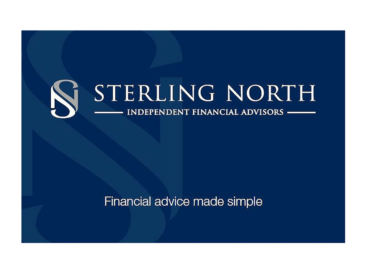 Sterling North brand name and strapline