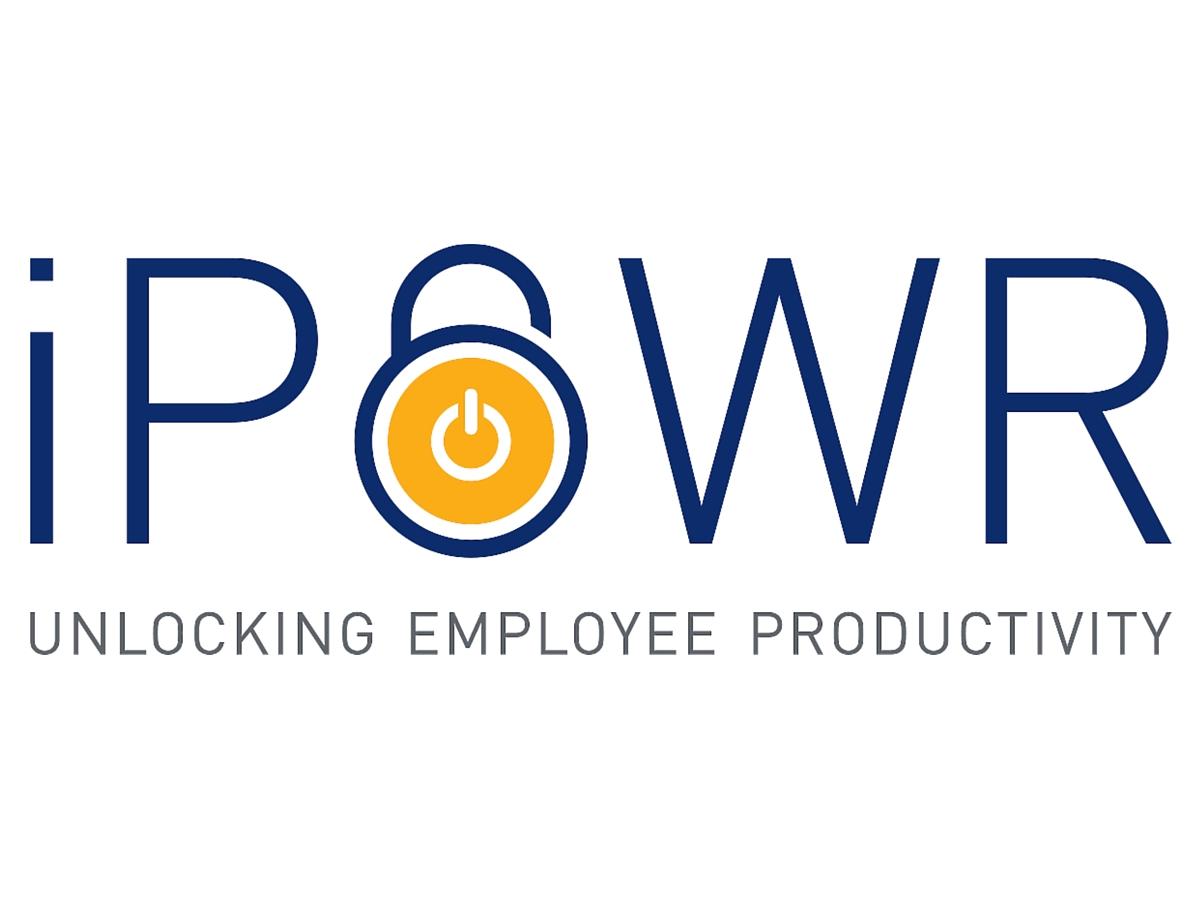 iPOWR brand logo