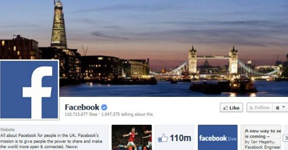 does facebook have brand values