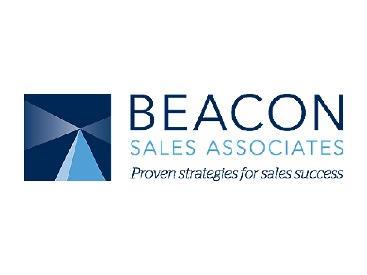 Beacon Sales Associates new brand logo with strapline