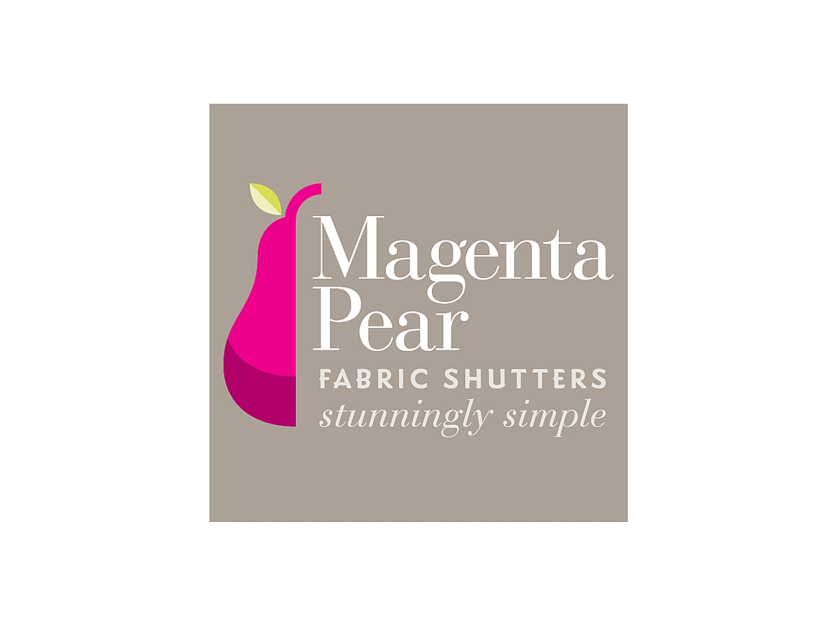 Magenta Pear brand logo
