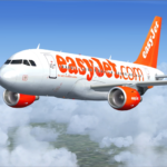 easyjet brand colour orange