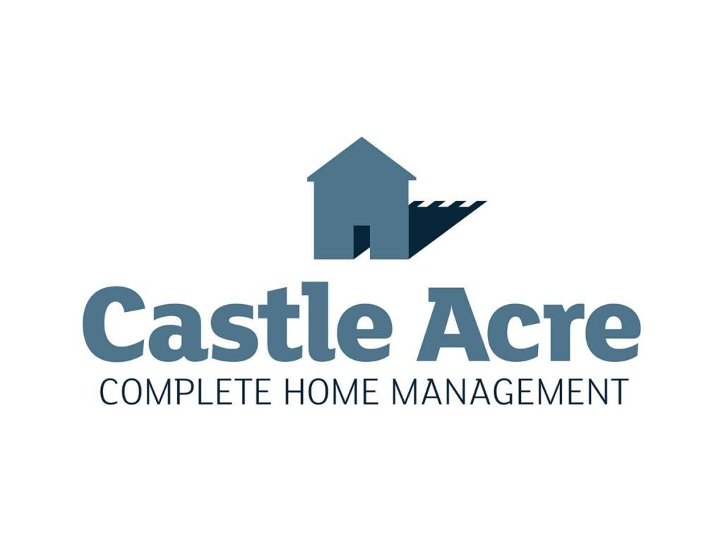 Castle Acre Complete Home Management brand strapline