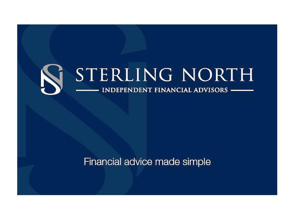 Sterling North brand straplinee