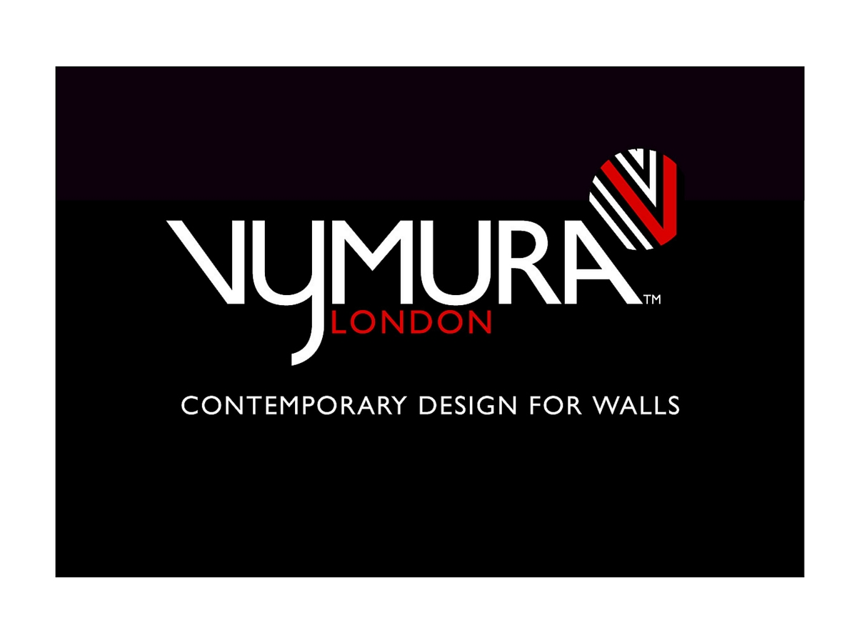 Vymura wallpaper brand logo