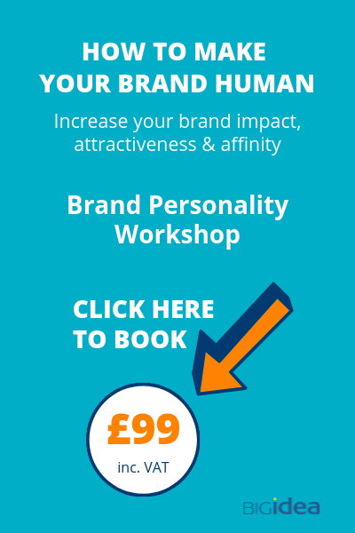 Click here to book the brand personality workshop