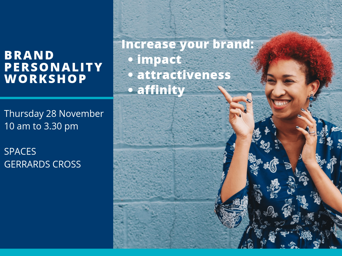 brand personality workshop