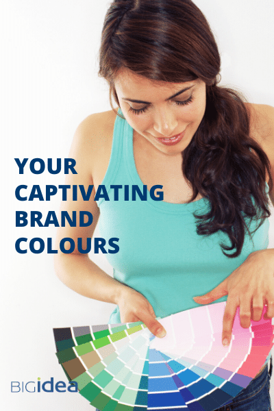 captivating brand colours