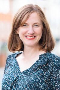 Amy Burnett founder of Visible Impact