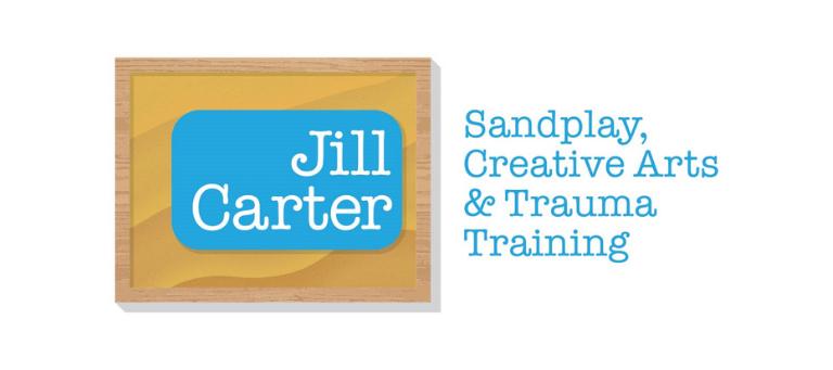 Jill Carter Sandplay psychotherapist branding
