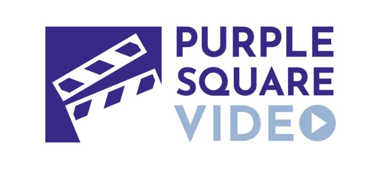 Purple Square Video rebranding