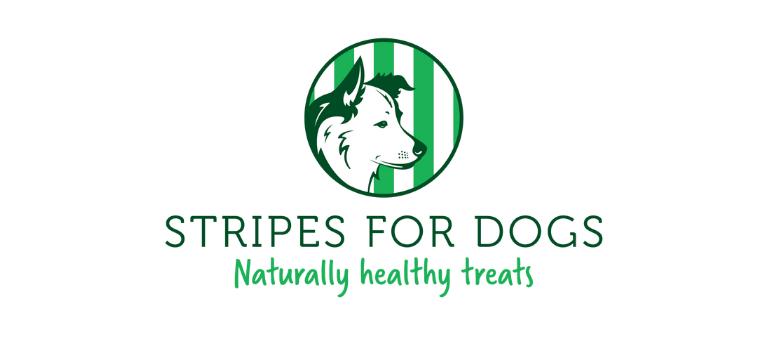 Stripes for Dogs rebranding