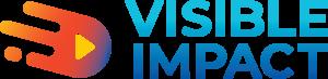 Visible Impact landscape logo